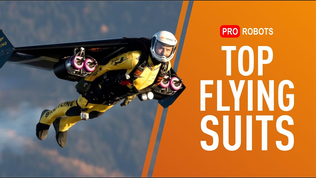 Top Flight Suits | Jetpacks, Turbine Suits, Hoverbikes