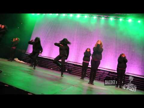 Beta Psi Chapter of Alpha Kappa Alpha Springfest 2015 Greek Show