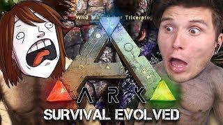 Unser neues Leben im Jurassic Park ☆ ARK: Survival Evolved #01