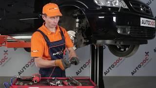 Reparación OPEL ZAFIRA de bricolaje - vídeo guía para coche