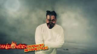 MEGAFIESTA - CARETA MORDAZA - HALLOWEEN