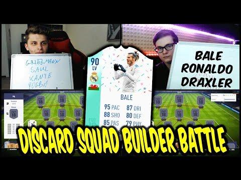Late Night BALE FUT BIRTHDAY Squad Builder Battle vs. REALFIFA! 🔥🔥 Fifa 18 Ultimate Team Deutsch