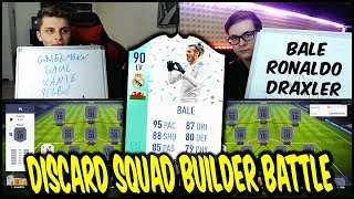 Late Night BALE FUT BIRTHDAY Squad Builder Battle vs. REALFIFA! 🔥🔥 Fifa 18 Ultimate Team Deutsch