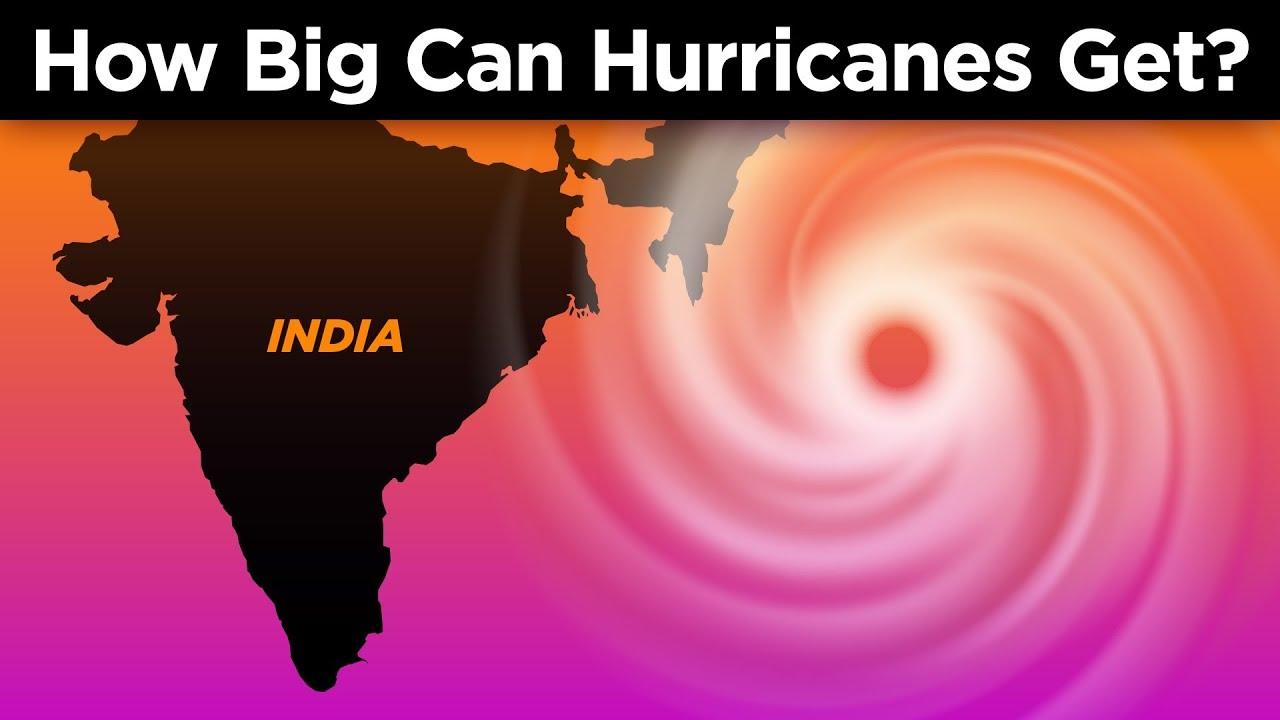 how-big-do-hurricanes-get
