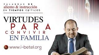 Palabras de Aliento e Instrucción en Tiempos Críticos - Pastor Luis Fernando Carreón