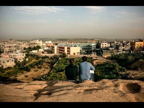 Befilmaker a Gaza