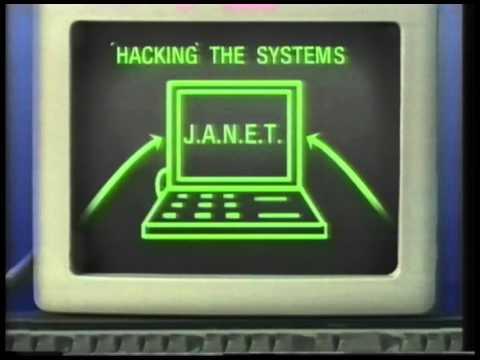 BBC News - Hacking JANET