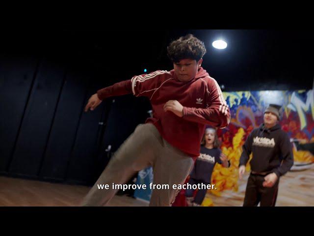 60 Examples of #DetroitGenius: Motor City Street Dance Academy