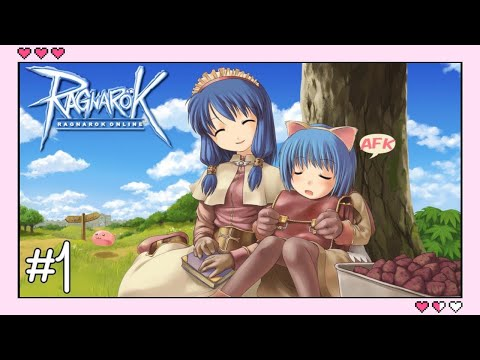 Ragnarok Online Philippines (RO PH) [Let's Play #1] - Acolyte + Job Quest