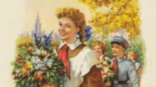 Ностальгия по СССР,открытки Школа