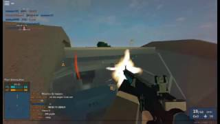 ROBLOX Phantom Forces 4: Shoot 'em Up