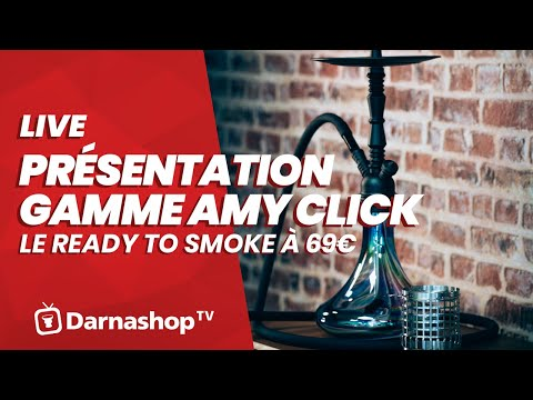 AMY Falcon Hookah video
