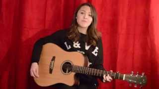 Love profusion   Madonna  Cover By Elisa 12ans