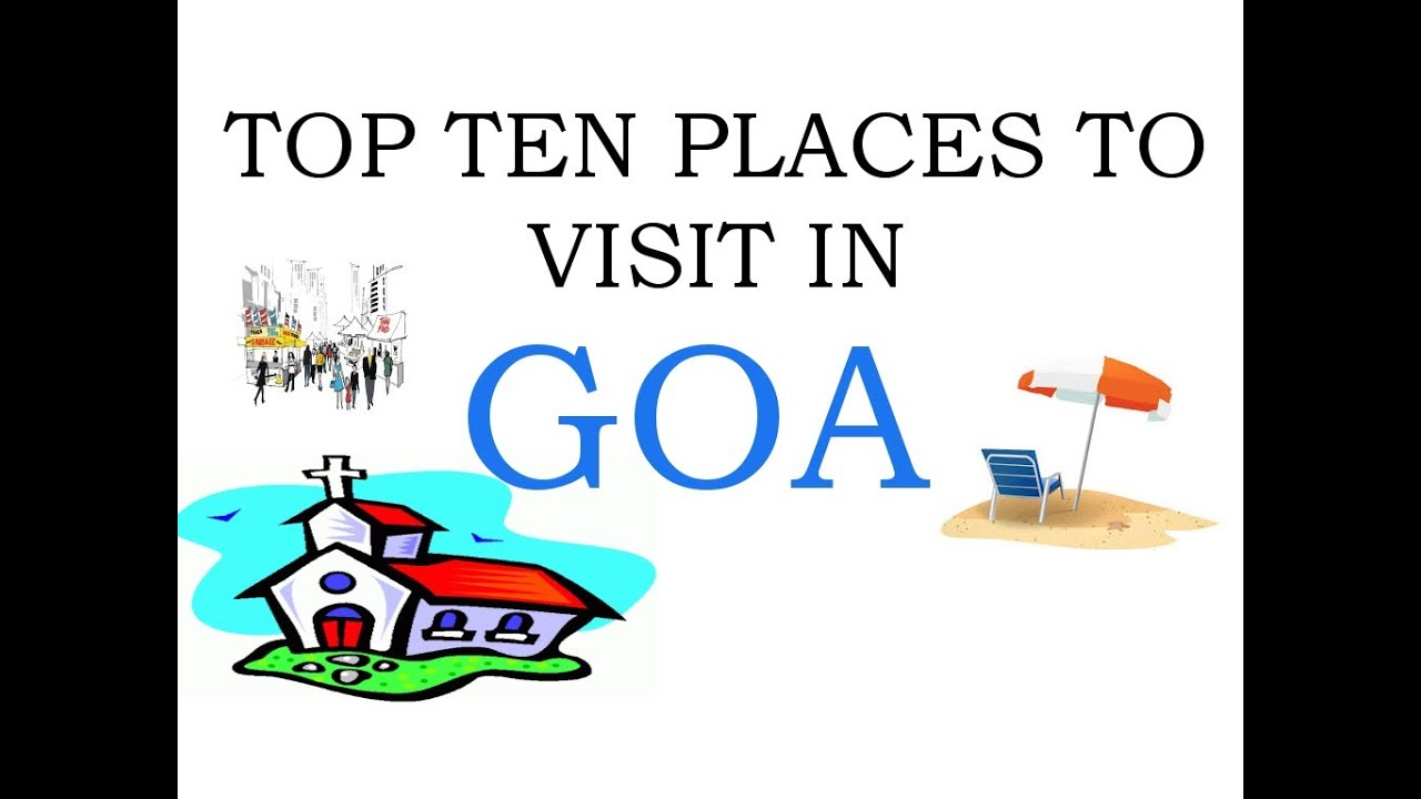 Top ten places to visit in goa youtube for Top ten places to vacation