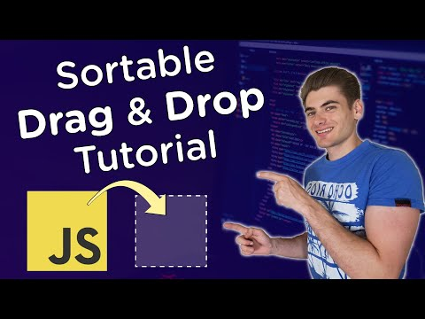 How To Build Sortable Drag & Drop With Vanilla Javascript