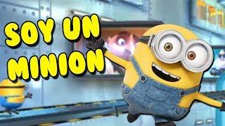 ME CONVIERTO EN MINION | ROBLOX Escape The Minions Obby español