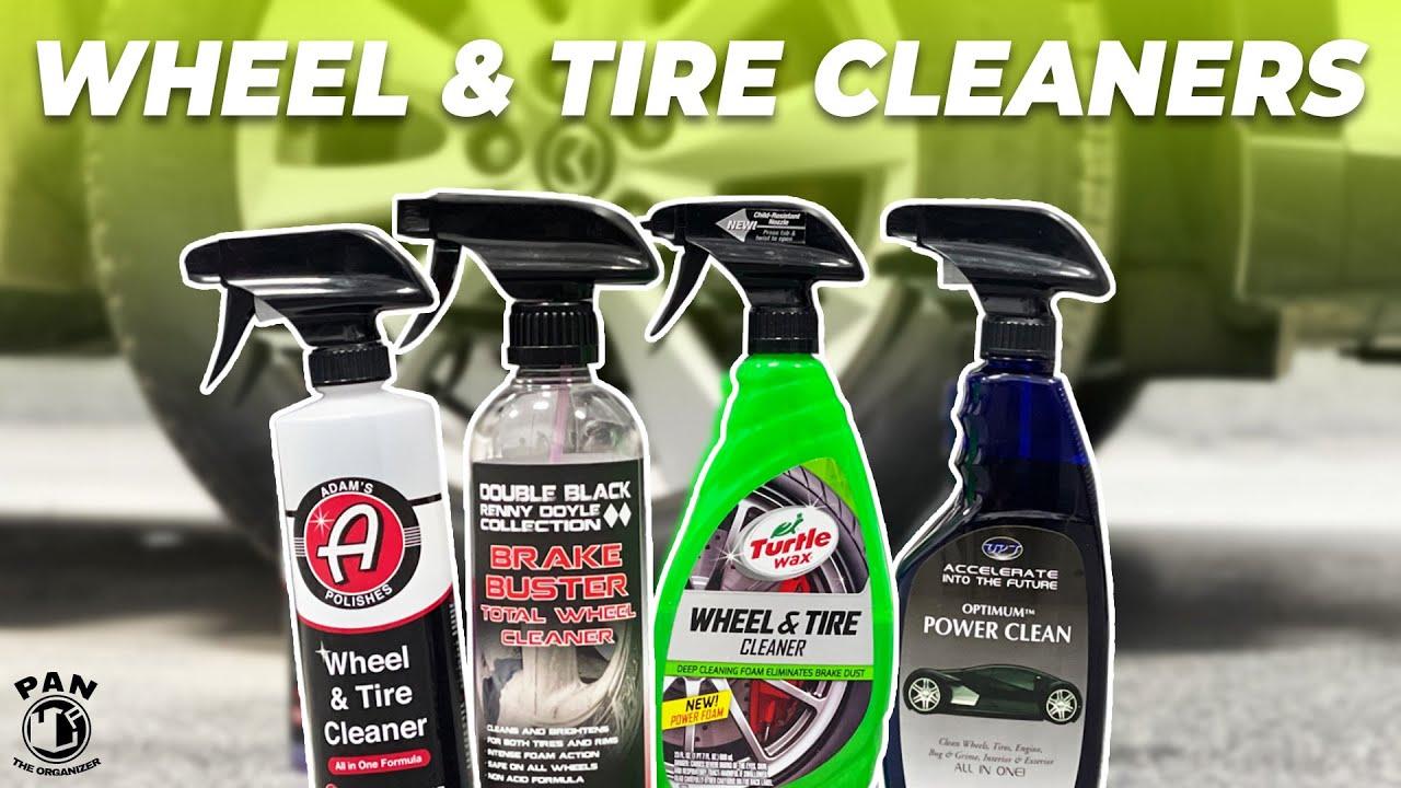 Best Wheel & Tire Cleaner?? BATTLE!