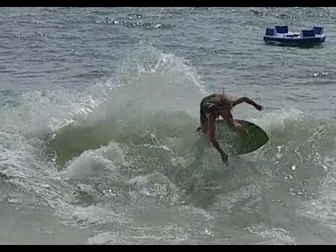 Vilano Beach PRO skim comp