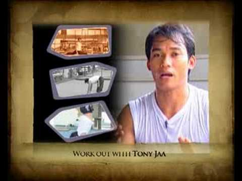 work out with tony jaa Travel Video