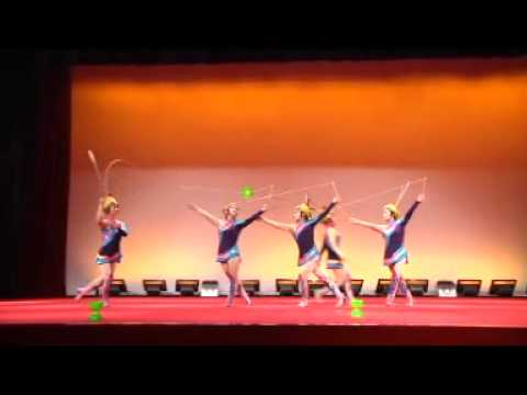 """Circus Circus Agency presents : Chinese diabolo act from China ,Artist ID """"00031"""""""