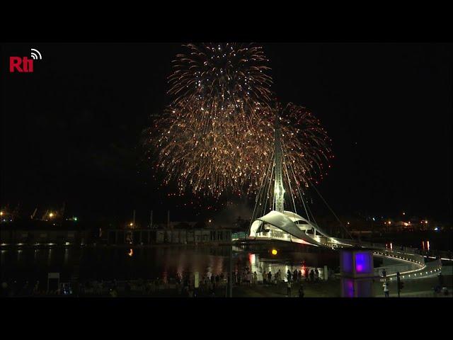 Hạn chế sức chứa 20 nghìn người tham dự Lễ hội pháo hoa mừng Quốc khánh 2021
