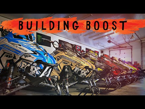 Cutting Tunnels & Building Boost | Roscos BBA Vlog | #24