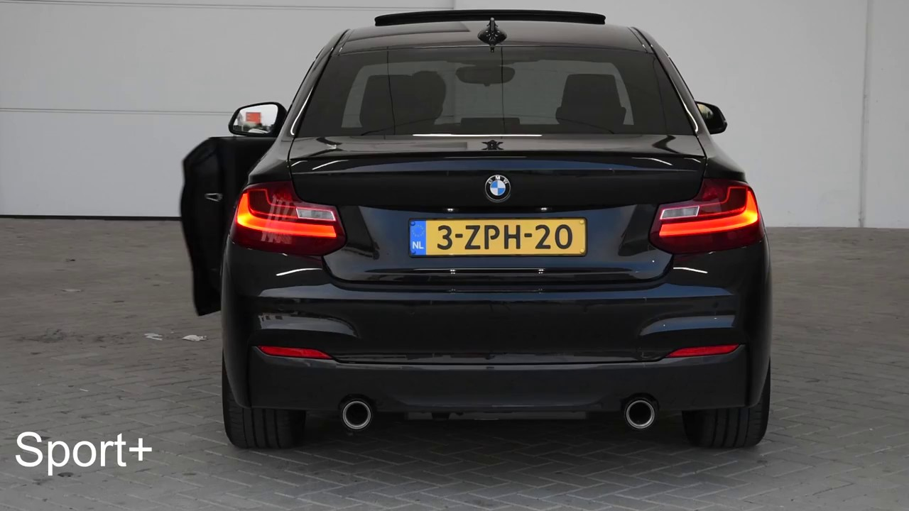 Bmw Performance Exhaust >> BMW 228i with 235i M-Performance exhaust! (LAUNCH CONTROL ...