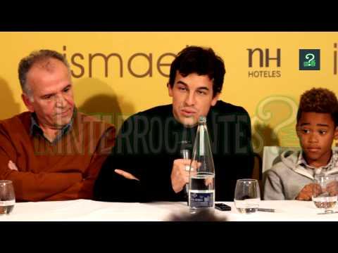 Ismael, rueda de prensa la película con Mario Casas