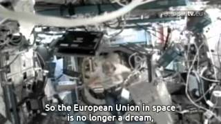 How it works: Europe in space