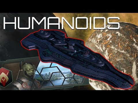 Stellaris - Humanoids Pack Overview (Or...