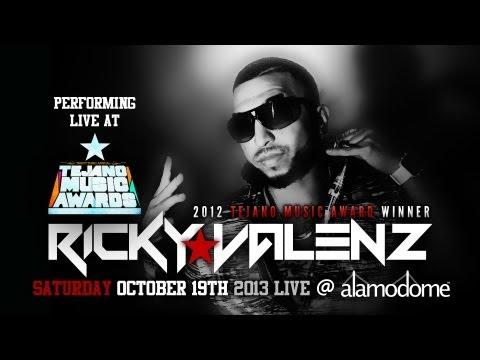 Ricky Valenz 2012 Tejano Music Awards Recap