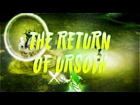 Arcane Legends - Ursoth 2018 - Farming Bloodgrub