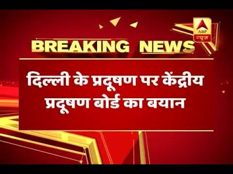 Delhi's air quality this Diwali is better, says CPCB