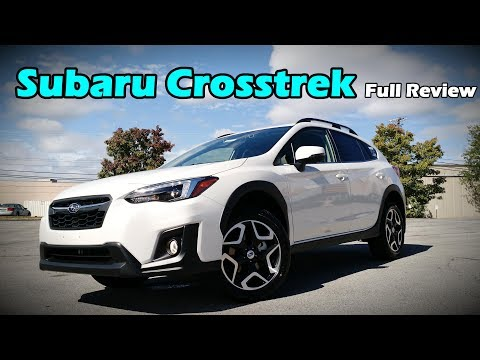 2018 Subaru Crosstrek: Full Review | 2.0i | Limited, Premium, & Base