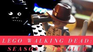 THE WALKING DEAD SEASON 2 LEGO TRAILER