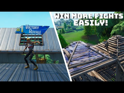 Win EVERY Fight With These Easy Tips - (Fortnite Battle Royale!)