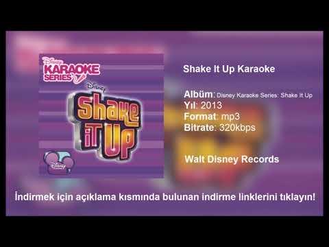 Disney Karaoke Series: Shake It Up - Full Album