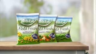 Birds Eye Field Fresh Advert