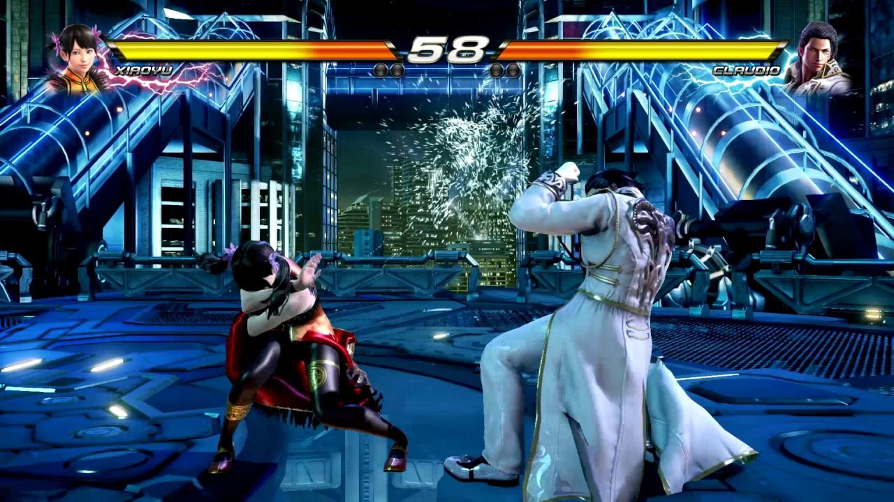 Tekken 7 ps4 spel