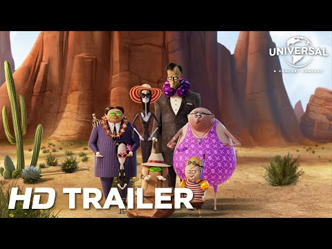 LOS LOCOS ADDAMS 2 – Trailer Oficial (Universal Pictures) HD