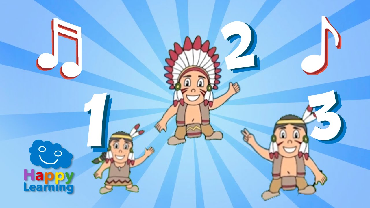 Canción De Los Numeros Para Niños Los Numeros Del 1 Al 10 Canciones Infantiles Youtube