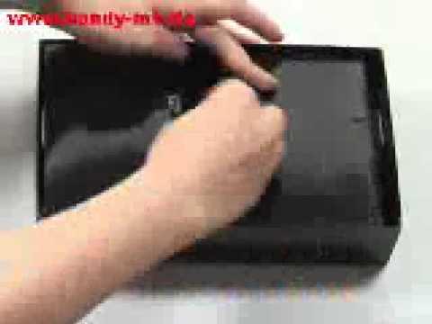 Sony-Ericsson C905 Test Erster Eindruck