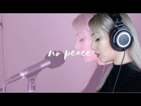 Sam Smith Ft. YEBBA - No Peace | Live Cover By Charlotte Hannah