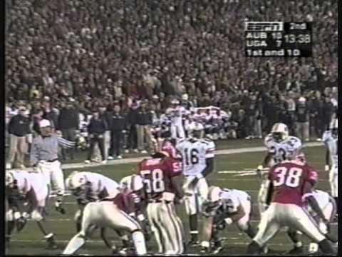 1997 Auburn vs Georgia