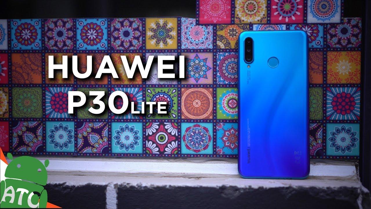 Huawei P30 Lite Full Review in Bangla   ATC