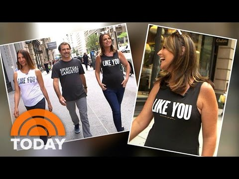 Savannah Guthrie Teams Up With Spiritual Gangster To Benefit Charity | TODAY