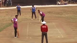 USMAN PATEL (Batting) 85 Runs In 23 Balls , LATE NARAYAN SHET GROUP CHASHAK 2017,KIRAVALI