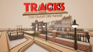 Lets Play Tracks Tнe Train Set Game ep 1 - Getting Started And Building A Town.