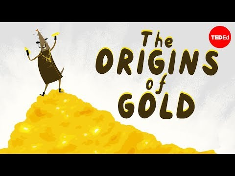 Video image: Where does gold come from? - David Lunney