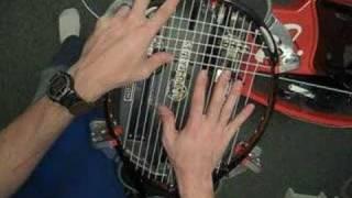 Stringing O3 Racquets